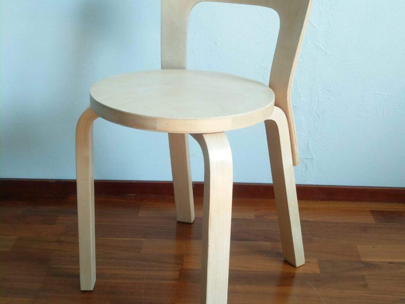 Artek tuoli kunnostus